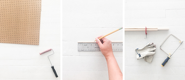 DIY Donut Pegboard   Oh Happy Day!