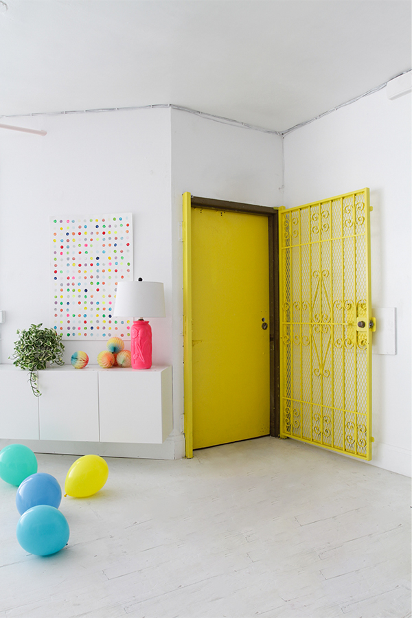 New Studio Doors | Oh Happy Day!