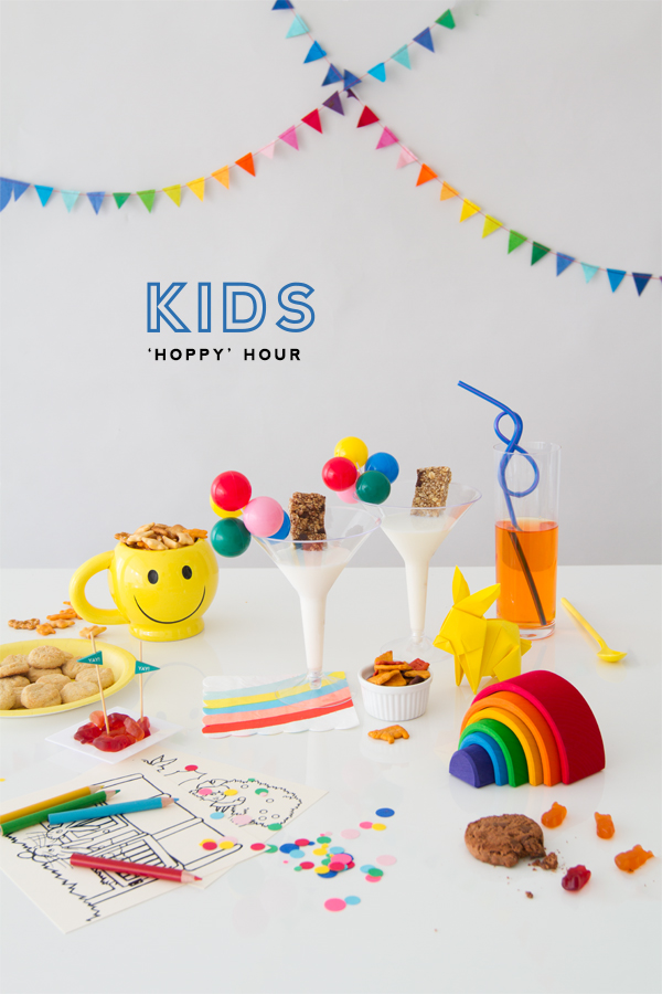 Kids 'Hoppy' Hour | Oh Happy Day!