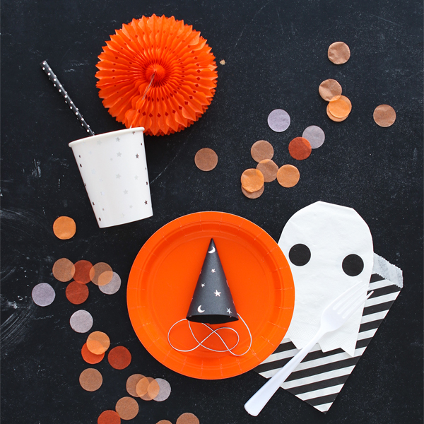 Halloween Party Supplies from the Oh Happy Day Party Shop
