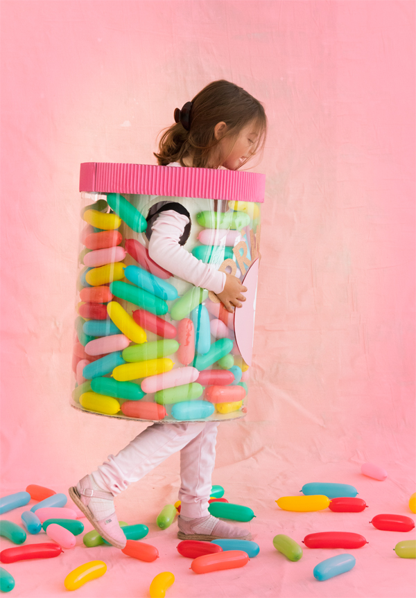 Jar of Sprinkles Costume | Oh Happy Day!