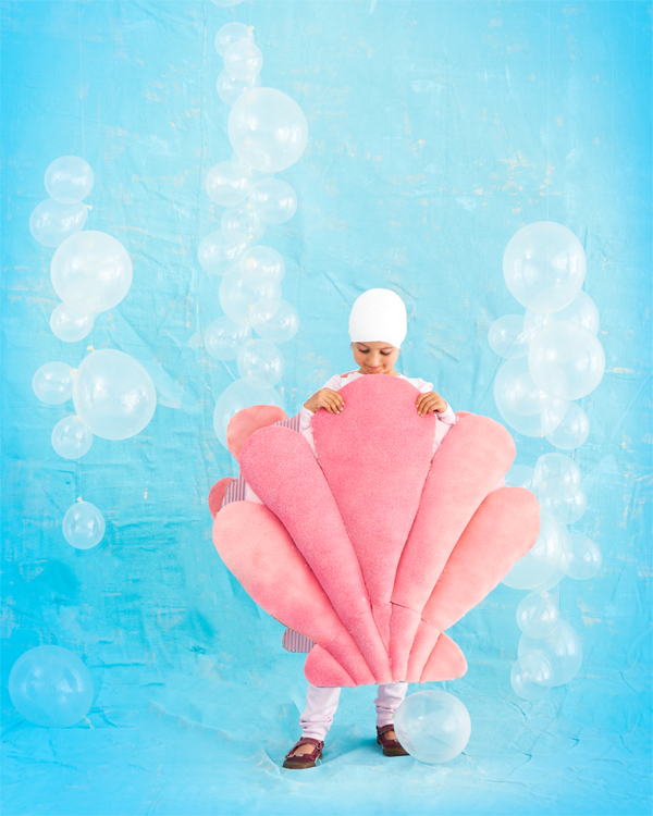 Seashell Costume | Oh Happy Day!