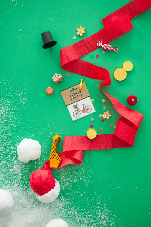 Snowman Surprise Balls   Oh Happy Day!