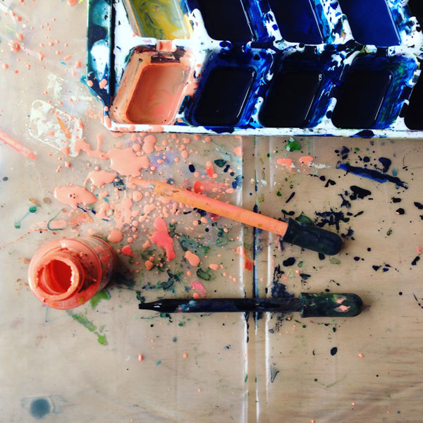 Marbling Class | Oh Happy Day!