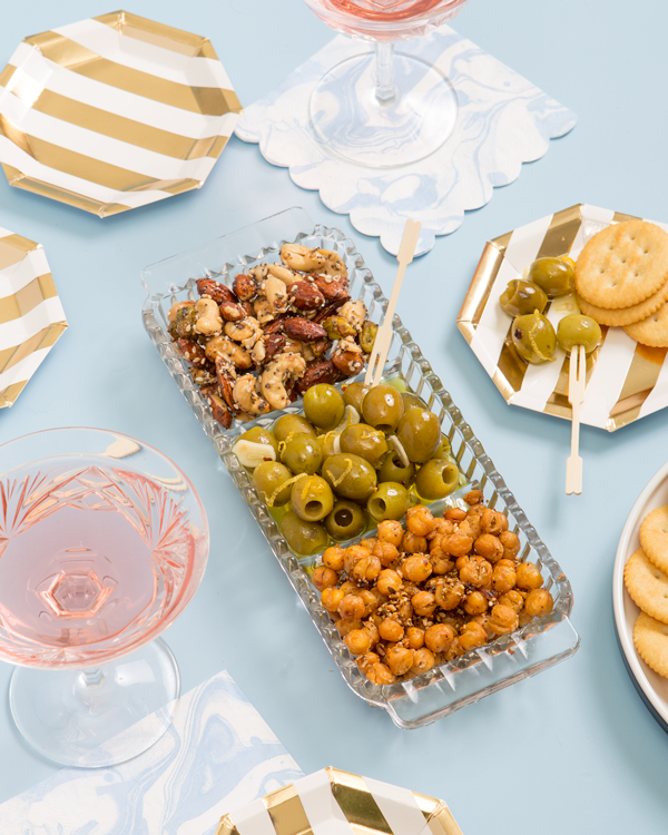 Store Bought Shortcut Hors D'oeuvres | Oh Happy Day!