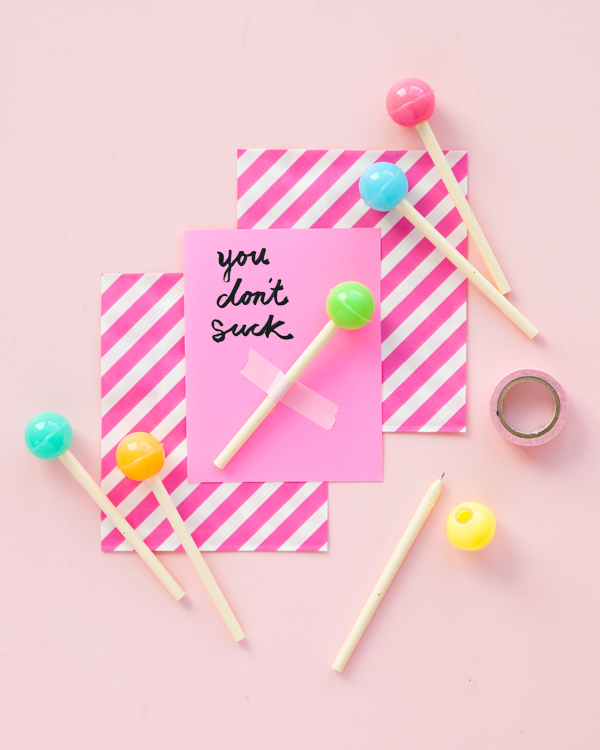 12 New Candy-Free Valentines | Oh Happy Day!