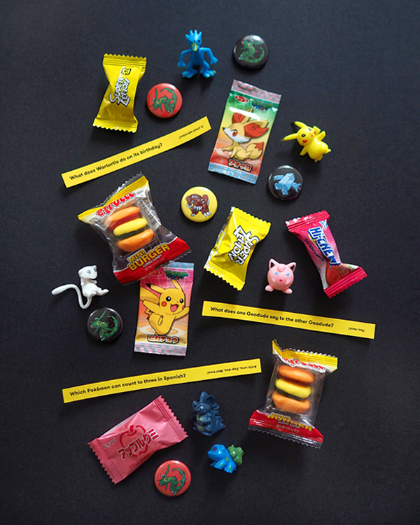 Custom Made: Pokemon Party Favors | Oh Happy Day!