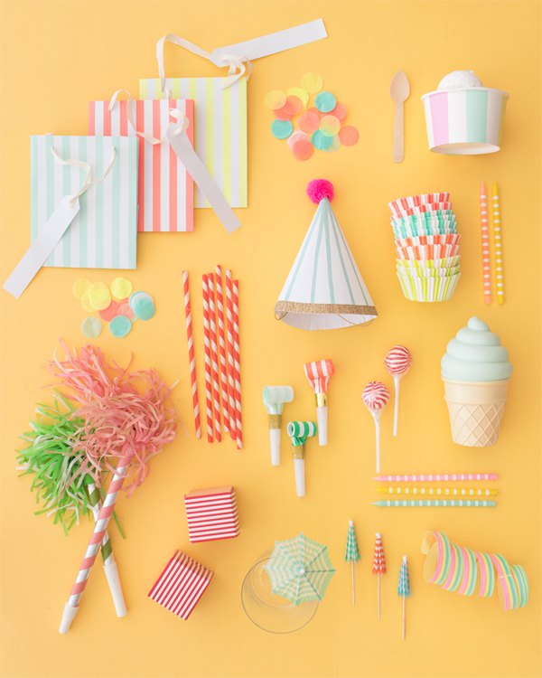 How to Throw a Stripes Party | Oh Happy Day!