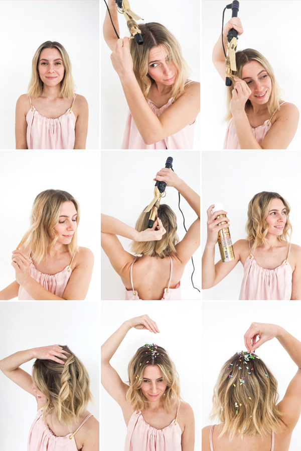 Oh Happy Hair Day : Ashish Couture   Oh Happy Day!