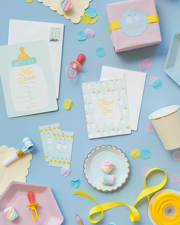 3 Baby Shower Ideas | Oh Happy Day!