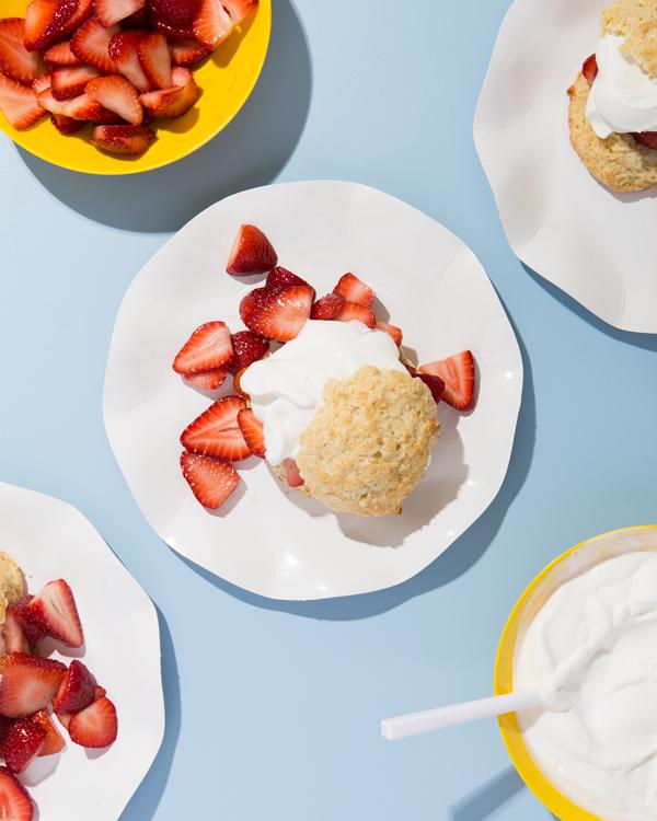Piece of Cake: Strawberry Shortcake | Oh Happy Day!