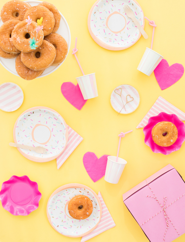 Donut Balloon Wall | Oh Happy Day!