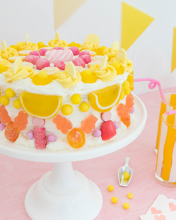 Candy Cake Decor | Oh Happy Day!