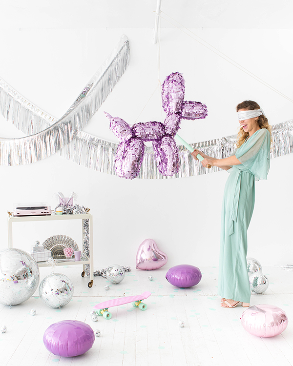 Balloon Dog Piñata | Oh Happy Day!