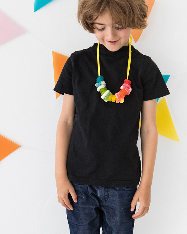 Candy Necklaces for Kids | Oh Happy Day!