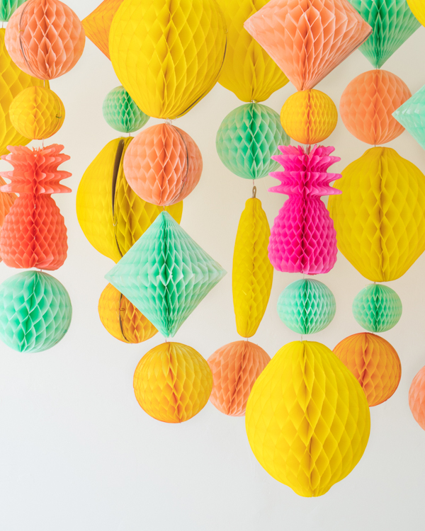 Honeycomb Fruit Strands | Oh Happy Day!