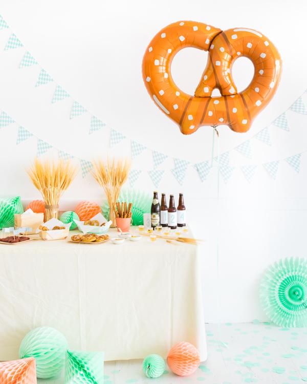 Mini Oktoberfest Party | Oh Happy Day!