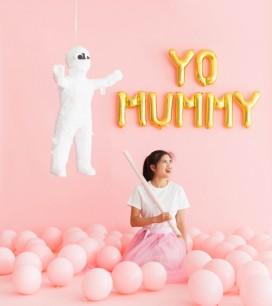 Mummy Pinata Makeover | Oh Happy Day!