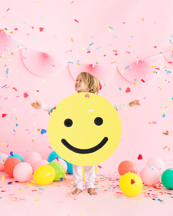 Smiley Face Costume | Oh Happy Day!