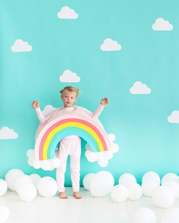 Rainbow Costume | Oh Happy Day!