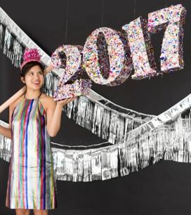 New Year's Confetti Pinata | Oh Happy Day!