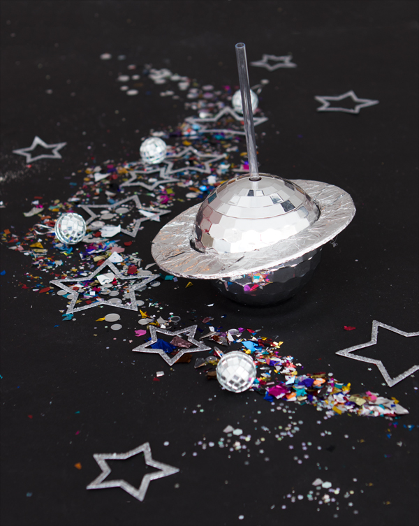 An Intergalactic NYE Party | Oh Happy Day!