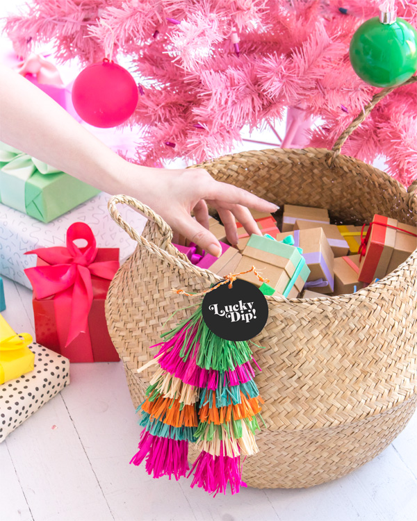 A Holiday 'Lucky Dip' | Oh Happy Day!
