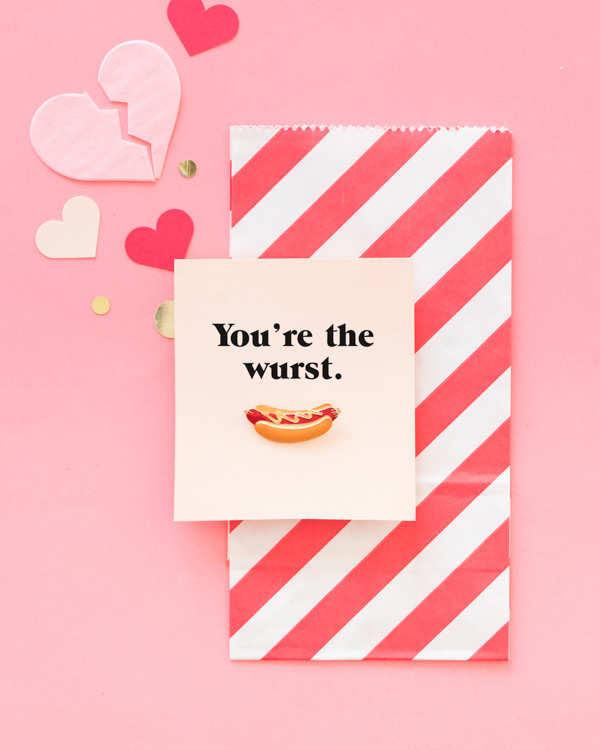 Punny Anti-Valentines | Oh Happy Day!
