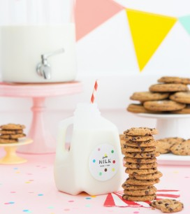 Chocolate Chip Cookie Party | Oh Happy Day!