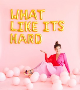 Women's Day Balloon Phrases | Oh Happy Day!