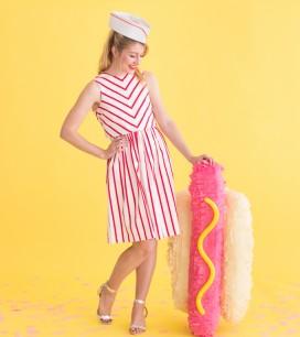 Hot Dog Pinata | Oh Happy Day!