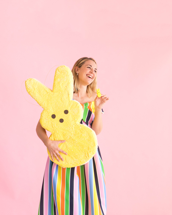 Giant Peeps Pinata | Oh Happy Day!