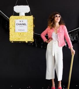 Chanel No. 5 Pinata | Oh Happy Day!