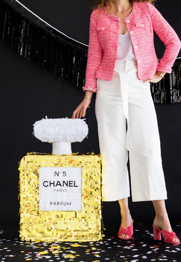Chanel No. 5 Pinata