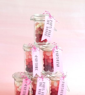 Mother's Day Treats for Friends DIY | Oh Happy Day!