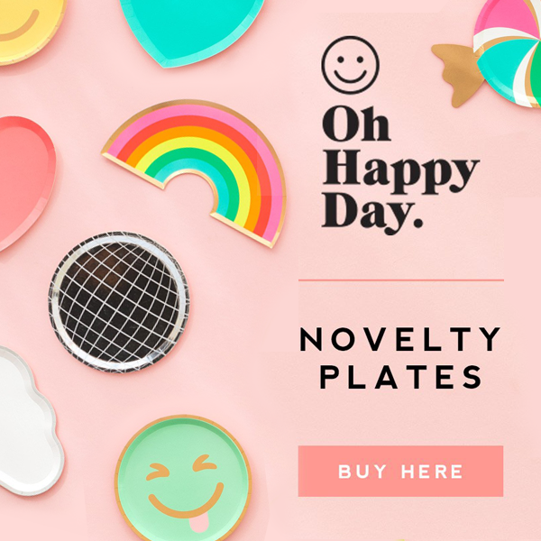 oh happy day party shop