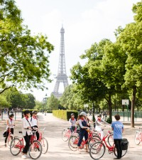 Paris Bike and Boat Tour | Oh Happy Day!