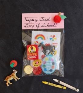 Back To School Treats DIY | Oh Happy Day!