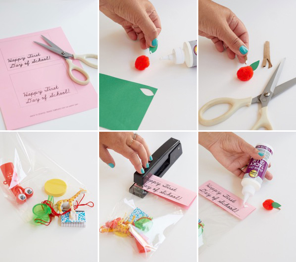 Back to School Treats DIY
