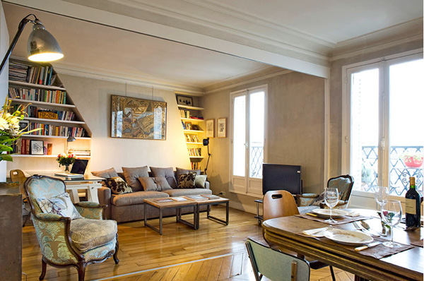 It Is A More Authentic Paris Experience To Stay In An Apartment. It Gets  You Off The Tourist Grid And Into The Adorable Paris Neighborhoods.