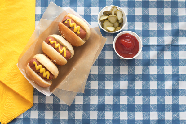 Styled Eats Mini Hot Dogs Diy Food Containers