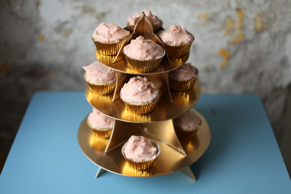 Diy Cupcake Stand With Free Template