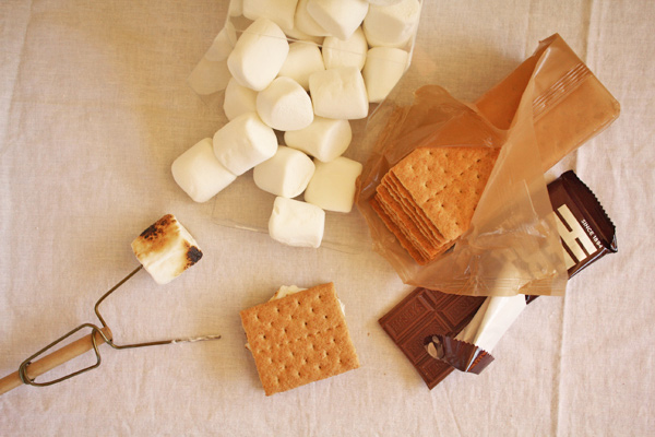 DIY S'Mores Kit   Oh Happy Day!