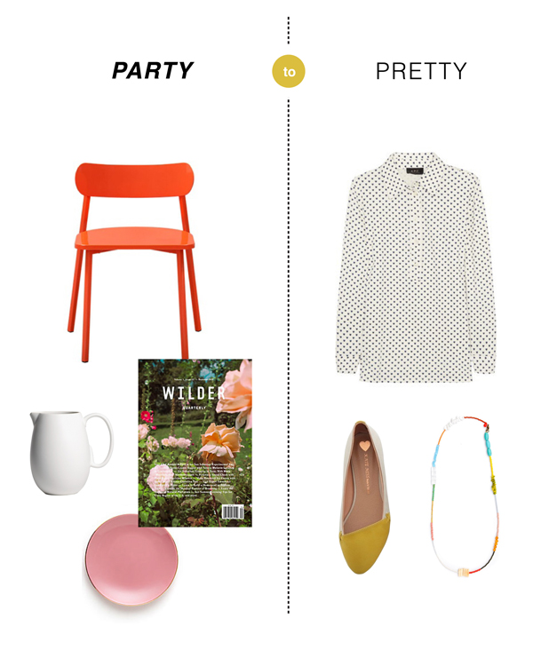 Party to Pretty - Garden Party | Oh Happy Day!