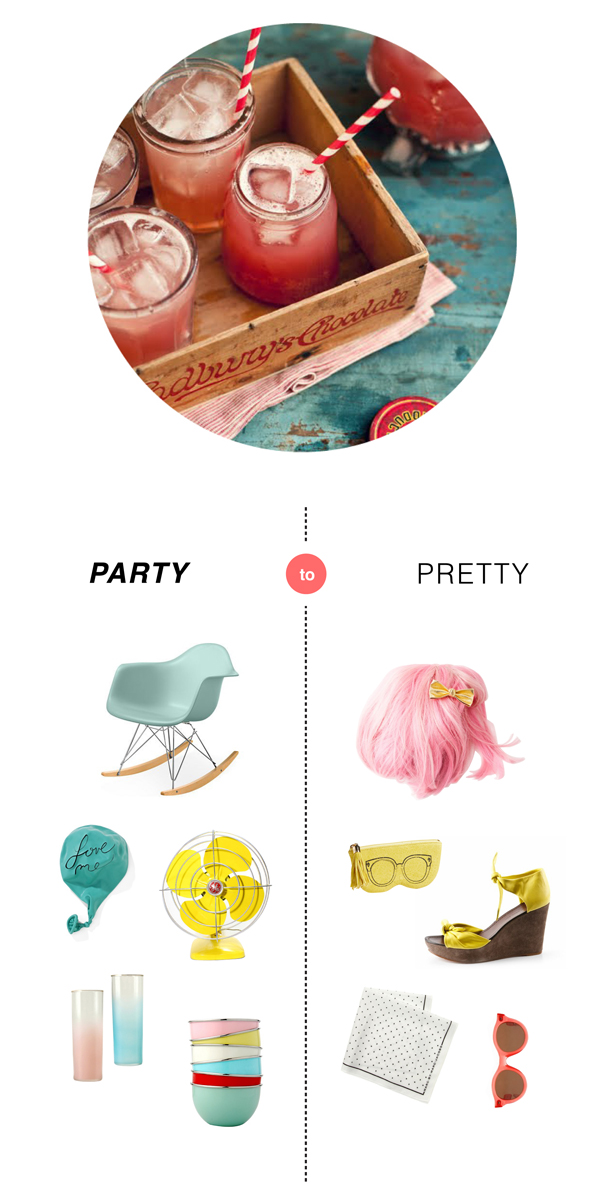 Party to Pretty - Stay Cool | Oh Happy Day!
