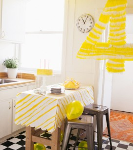 Yellow Party | Oh Happy Day!