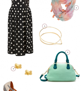 Clothes to Party In: Easter Brunch | Oh Happy Day!