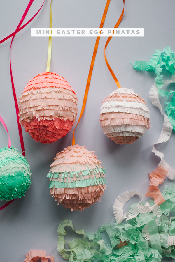 Easter Egg Pinatas: 32 Easter Egg Designs & Ideas For Homesteaders