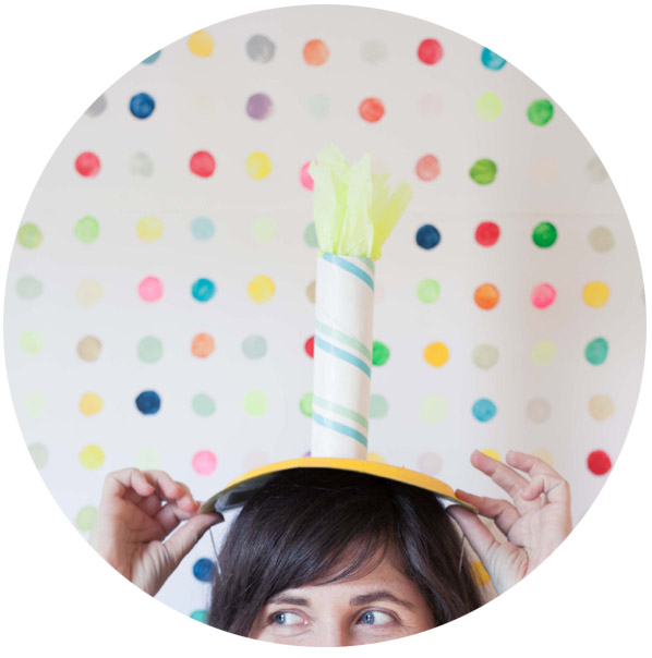 Birthday Candle Party Hat