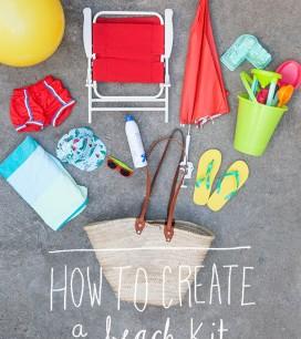 How to Create a Beach Kit